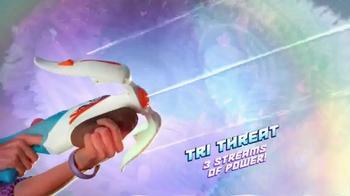 Nerf Rebelle Super Soaker Tri Threat TV Spot, 'Streams of Power' - Thumbnail 3