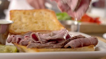 Applebee's Brew Pub Philly TV Spot, 'Beer Cheese' - Thumbnail 3