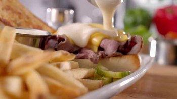 Applebee's Brew Pub Philly TV Spot, 'Beer Cheese' - Thumbnail 4