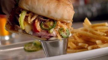 Applebee's Brew Pub Philly TV Spot, 'Beer Cheese' - 2105 commercial airings