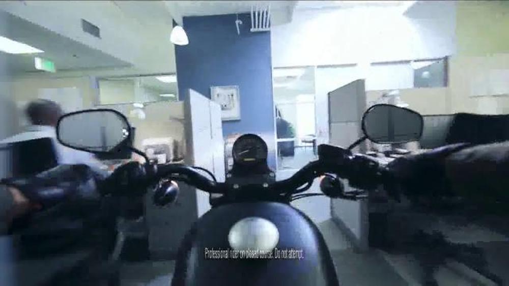 Allstate Motorcycle TV Commercial, 'Dangerous'