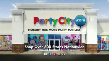 Party City Memorial Day TV Spot, 'Celebrate Summer' - Thumbnail 10