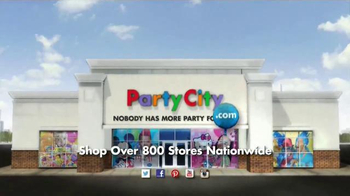 Party City Memorial Day TV Spot, 'Celebrate Summer' - Thumbnail 9
