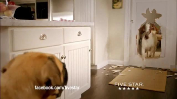 Five Star TV Spot, 'Stand Up to a Goat' - Thumbnail 3