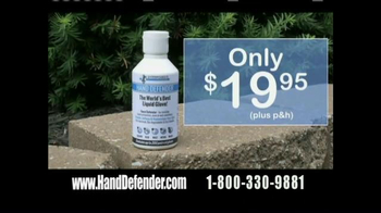 Hand Defender TV Spot - Thumbnail 9