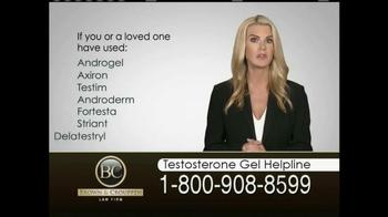 Brown & Crouppen, P.C. TV Spot, 'Testosterone Gel Helpline' - Thumbnail 4