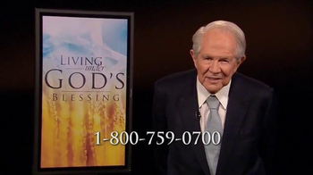 Living Under God's Blessing DVD TV Spot, 'Pat Teaches the Way to Wisdom'