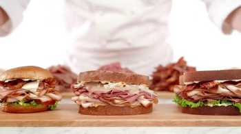 Arby's TV Spot, 'Mega Meat Stacks: Meat Limit' - Thumbnail 6