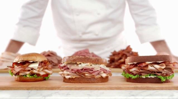 Arby's TV Spot, 'Mega Meat Stacks: Meat Limit' - Thumbnail 7
