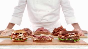 Arby's TV Spot, 'Mega Meat Stacks: Meat Limit' - Thumbnail 8