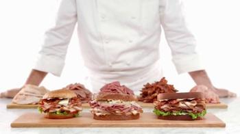 Arby's TV Spot, 'Mega Meat Stacks: Meat Limit' - Thumbnail 9