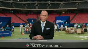 NFL.com Fantasy Football TV Spot, 'Combine' - Thumbnail 1