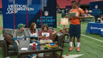 NFL.com Fantasy Football TV Spot, 'Combine' - Thumbnail 9