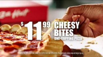 Pizza Hut Ultimate Hershey's Chocolate Cookie TV Spot - Thumbnail 8