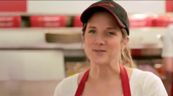 Pizza Hut Ultimate Hershey's Chocolate Cookie TV Spot - Thumbnail 9