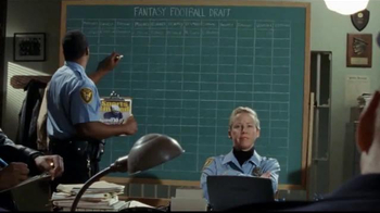 ESPN Fantasy Football TV Spot, 'New Recruit' - Thumbnail 3