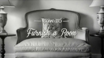 HomeGoods TV Spot, 'How to Furnish a Room' - Thumbnail 2