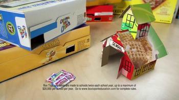Box Tops For Education TV Spot, 'Throwing Away Money' - Thumbnail 8