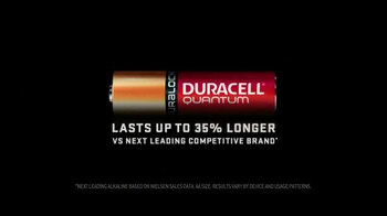 DURACELL Quantum TV Spot, 'NFL On the Line: Powers The San Francisco 49ers' - Thumbnail 9