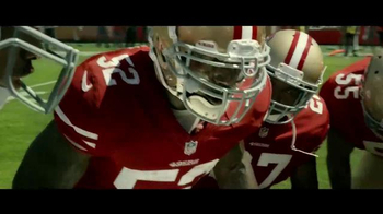 DURACELL Quantum TV Spot, 'NFL On the Line: Powers The San Francisco 49ers' - Thumbnail 2