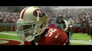 DURACELL Quantum TV Spot, 'NFL On the Line: Powers The San Francisco 49ers' - 5496 commercial airings