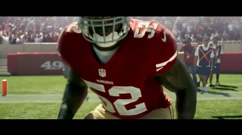 DURACELL Quantum TV Spot, 'NFL On the Line: Powers The San Francisco 49ers' - Thumbnail 6