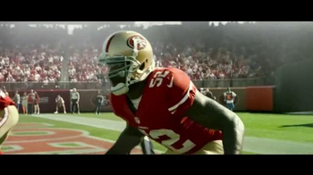 DURACELL Quantum TV Spot, 'NFL On the Line: Powers The San Francisco 49ers' - Thumbnail 7