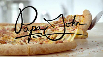 Papa John's Spicy Pulled Pork Pizza TV Spot, 'More Pork' - Thumbnail 6