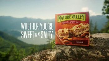 Nature Valley Sweet & Salty Nut TV Spot, 'Sweet and Salty Hike' - Thumbnail 10