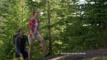 Nature Valley Sweet & Salty Nut TV Spot, 'Sweet and Salty Hike' - Thumbnail 2