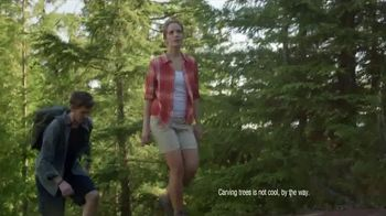 Nature Valley Sweet & Salty Nut TV Spot, 'Sweet and Salty Hike' - Thumbnail 3