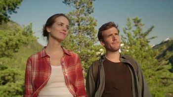 Nature Valley Sweet & Salty Nut TV Spot, 'Sweet and Salty Hike' - Thumbnail 8