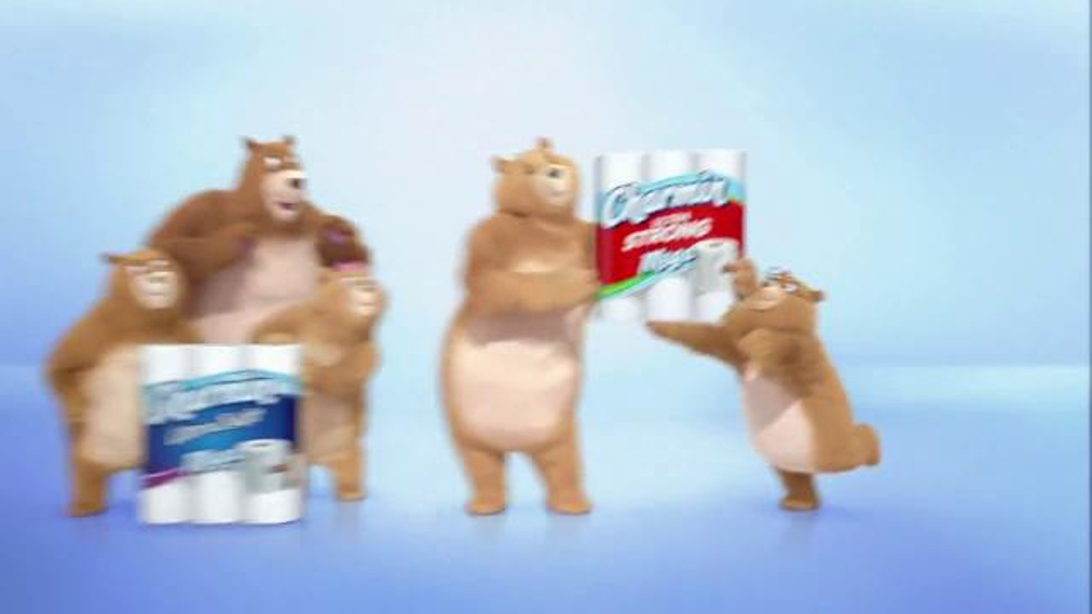 Charmin Ultra Mega Roll Tv Commercial Cha Ching Ispot Tv