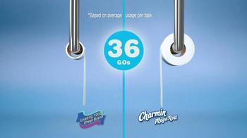 Charmin Ultra Mega Roll TV Spot, 'Cha-Ching' - Thumbnail 8