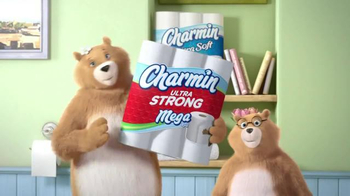 Charmin Ultra Mega Roll TV Spot, 'Cha-Ching' - Thumbnail 9