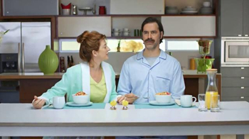 Scope Mouthwash TV Spot, 'Mustache' - 1388 commercial airings