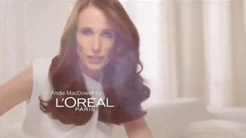 L'Oreal Paris Excellence Creme TV Spot, 'Secrets' Featuring Andie MacDowell - Thumbnail 1