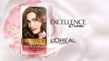 L'Oreal Paris Excellence Creme TV Spot Featuring Andie MacDowell - Thumbnail 2