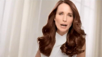 L'Oreal Paris Excellence Creme TV Spot Featuring Andie MacDowell - Thumbnail 7