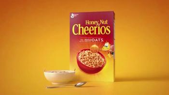 Honey Nut Cheerios TV Spot, 'Made with Real Honey' - Thumbnail 10