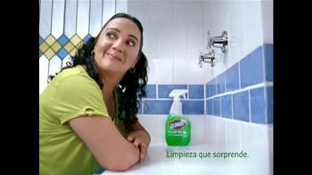 Clorox Clean Up with Bleach TV Spot, 'Tortuga' [Spanish] - Thumbnail 9