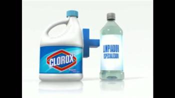 Clorox Clean Up with Bleach TV Spot, 'Tortuga' [Spanish] - Thumbnail 7