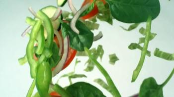Subway TV Spot, 'Pile on Those Veggies!' Featuring Apolo Ohno, Justin Tuck - Thumbnail 10