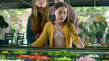 Subway TV Spot, 'Pile on Those Veggies!' Featuring Apolo Ohno, Justin Tuck - Thumbnail 7