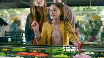 Subway TV Spot, 'Pile on Those Veggies!' Featuring Apolo Ohno, Justin Tuck - Thumbnail 8