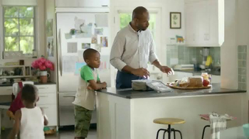GoGurt TV Spot, 'Dad's Way' - 5189 commercial airings