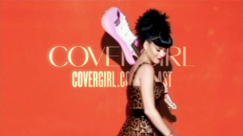 CoverGirl Blast Macaras TV Spot Con Katy Perry, Pink [Spanish] - Thumbnail 9