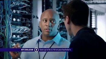 Kaplan University TV Spot, 'Finish What You Started'