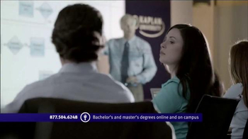 Kaplan University TV Spot, 'Finish What You Started' - Thumbnail 4