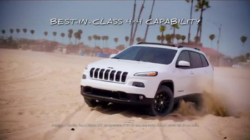 2014 Jeep Cherokee Sport TV Spot, 'Summer' Song by Michael Jackson - Thumbnail 4